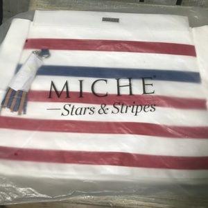 Miche Stars & Stripes Prima Shell ~ BRAND NEW